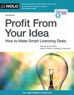 Profit From Your Idea, Richard Stim
