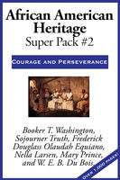 African American Heritage Super Pack #2, Booker T.Washington