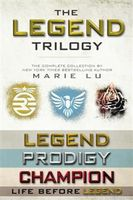 The Legend Trilogy Collection, Marie Lu