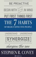 7 Habits of Highly Effective People, Stephen Covey
