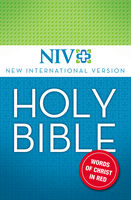 NIV, Holy Bible, eBook, Red Letter Edition, Zondervan