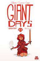Giant Days #3, John Allison