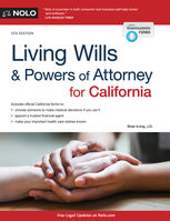 Living Wills and Powers of Attorney for California, Shae Irving