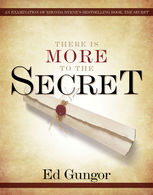 There is More to the Secret, Ed Gungor