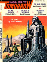 The Night of the Trolls, Keith Laumer