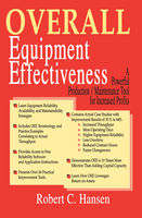 Overall Equipment Effectiveness, Robert Hansen