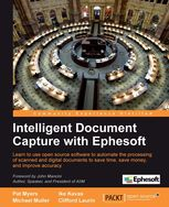 Intelligent Document Capture with Ephesoft, Clifford Laurin, Ike Kavas, Michael Müller, Pat Myers