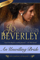 An Unwilling Bride (The Company of Rogues Series, Book 2), Jo Beverley