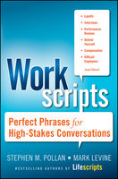 Workscripts, Mark LeVine, Stephen Pollan