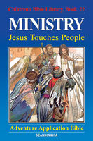 Ministry – Jesus Touches People, Anne de Graaf
