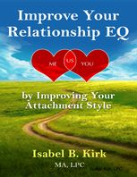 Improve Your Relationships Eq By Improving Your Attachment Style, Isabel Kirk, LPC