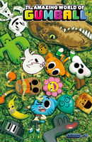 The Amazing World of Gumball #4, Frank Gibson