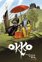 Okko Vol. 3: The Cycle of Earth OGN, Hub