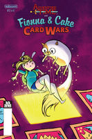 Adventure Time: Fionna & Cake Card Wars #2, Jen Wang