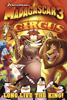 Madagascar 3: Long Live the King Prequel, Dale Server, Jackson Lanzing