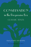 Conservation in the Progressive Era, David Stradling