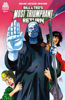 Bill and Ted's Most Triumphant Return #5 (of 6), Brian Lynch