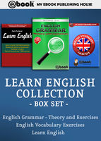 Learn English Collection Box Set, Matt Purland, My Ebook Publishing House
