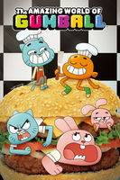 The Amazing World of Gumball Vol. 1, Frank Gibson