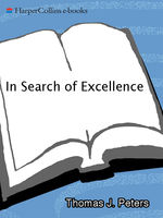 In Search of Excellence, J.R., Robert H. Waterman, Thomas J.Peters