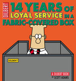 14 Years of Loyal Service in a Fabric-Covered Box, Scott Adams
