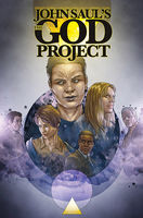 John Saul's: The God Project collected edition, David McIntee, Federico De Luca, John Saul, Joshua Waldrop, Timothy Hopkins