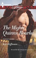 The Mighty Quinns: Rourke, Kate Hoffmann