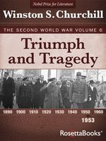 Triumph and Tragedy, Winston Churchill