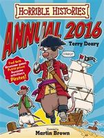 Horrible Histories Annual 2016, Terry Deary