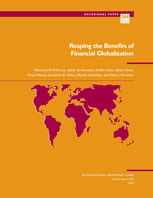 Reaping the Benefits of Financial Globalization, Giovanni Dell'Ariccia