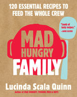 Mad Hungry Family, Lucinda Scala Quinn