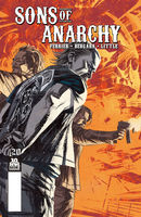 Sons of Anarchy #20, Ryan Ferrier