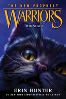 MIDNIGHT (Warriors: The New Prophecy, Book 1), Erin Hunter