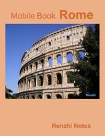 Mobile Book : Rome, Renzhi Notes