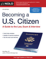 Becoming a U.S. Citizen, Ilona Bray