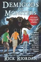 Demigods and Monsters, Leah Wilson, Rick Riordan