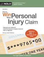 How to Win Your Personal Injury Claim, Joseph Matthews Attorney