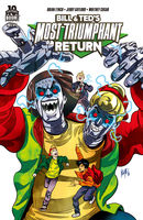 Bill and Ted's Most Triumphant Return #3 (of 6), Brian Lynch