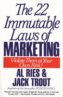 The 22 Immutable Laws of Marketing, Al Ries, Jack Trout