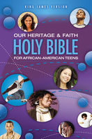 KJV, Our Heritage and Faith Holy Bible for African-American Teens, eBook, Zondervan