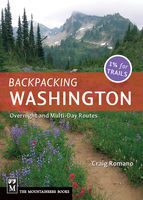 Backpacking Washington, Craig Romano