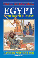 Egypt – From Joseph to Moses, Anne de Graaf