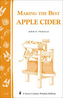 Making the Best Apple Cider, Annie Proulx