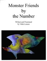 Monster Friends by the Number, Vikki Lenore