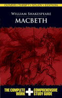 Macbeth Thrift Study Edition, William Shakespeare