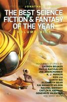 Best Science Fiction and Fantasy of the Year, Volume Nine, Lauren Beukes