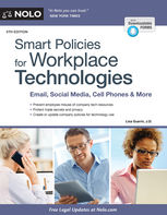Smart Policies for Workplace Technologies, Lisa Guerin