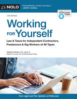 Working for Yourself, Stephen Fishman