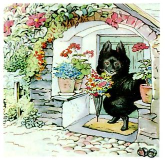 The Tale of the Pie and the Patty Pan, Beatrix Potter