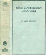 Fenn Masterson's Discovery: or, The Darewell Chums on a Cruise, Allen Chapman